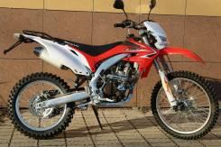 Мотоцикл Motoland XR 250 PRO FASTACE, ОХЛ. ЖИДК, Алюм обода Оф.дилер Мото-тех, 2020