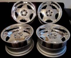 Зеркально полированные 3-х составные диски Autocouture Supreme R19