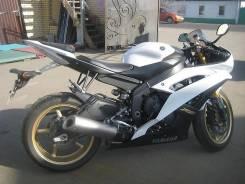Yamaha YZF R6, 2011