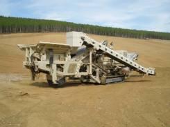 Самоходная мощная конусная дробилка  Metso LT300HP в Наличии