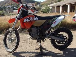 KTM 450 EXC, 2011