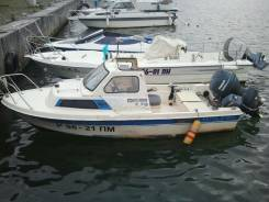 Продам катер Fish 17