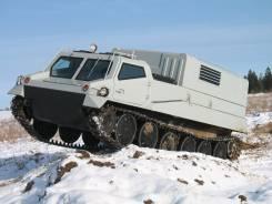 ГАЗ-73М Лидер