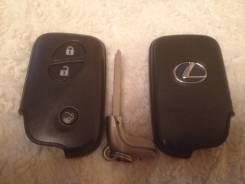 Смарт ключ, чип ключ Lexus правый руль до 2010г 94 пейдж