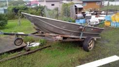 Прадажа моторнои лодки