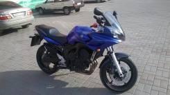 Yamaha FZS 600, 2007