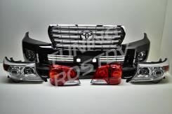 Рестайлинг Land Cruiser 200 2007-2011 комплект оптимальный Установка!