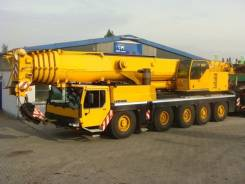 Услуги автокрана Liebherr LTM 1160 (г/п до 160 тонн)
