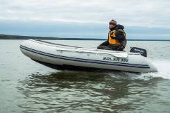 """Лодка надувная транц. """"Солар Максима-380"""""""