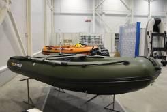 Лодка надувная транц. Солар Оптима-350