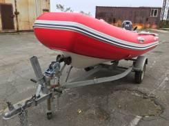 Моторная лодка бриг 360