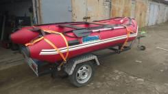Лодка пвх 3.6 м