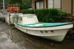 Продам моторную лодку Yamaha