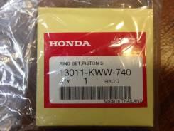 Кольца поршневые для скутера Honda Dio 110 /Vision 110 13011-KWW-740