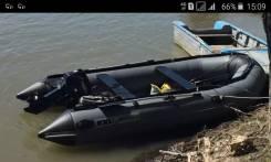 Продам отличную лодку Northsilver 420