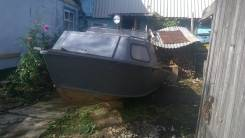 Продам лодку серебрянку