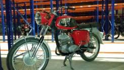 MZ ts 125, 1975