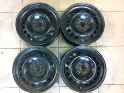 Стальные диски 15 4x100 ET35 (1шт)