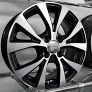 Новые литые диски K&K на Kia Rio, Hyundai Solaris R15