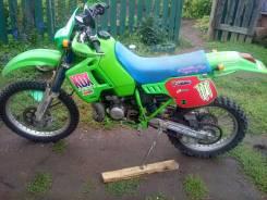 Kawasaki KDX 200, 1998