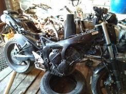 Колёса вилка тормоза маятник мозги Yamaha FZ6 N 06