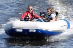 Продам надувную лодку из пвх Badger Heavy Duty 470 AL