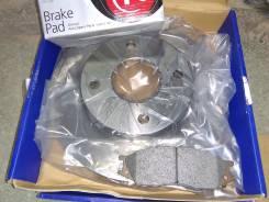 Набор тормозных дисков и колодок sunny fb15