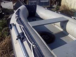 Продам лодку с моторам ямаха 9.9