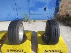 Dunlop SP Sport LM703. Летние, 2012 год, 10%