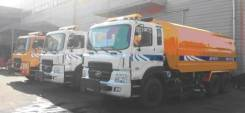 Услуги подметально-уборочных машин