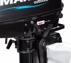 Мотор Marlin MP 3.5 AMHS + Подарки