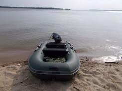 Лодка Капитан Т300 с мотором Yamaha