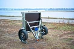 Продам прицеп бортовой складной для квадроцикла мототехники и прочего