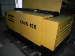 Компрессор Atlas Copco XAVS 136