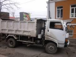 Услуги самосвала Хино во Владивостоке. Вывоз мусора