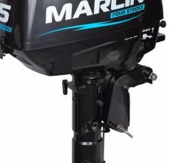 Мотор Marlin MF 5 AMHS + Подарки