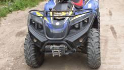 Polar Fox ATV400, 2014