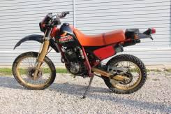 Honda XLR 250R, 1986