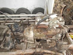 Двигатель коробка мосты ГАЗ-67. Двигатель ГАЗ-69