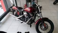 Harley-Davidson Dyna Street Bob, 2016