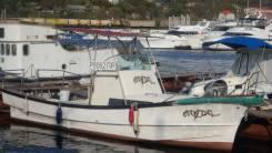 Продам две шхуны Ямаха FC-27 длина 8.5 метра