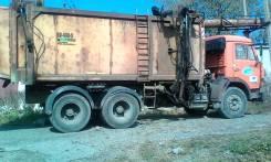 Камаз 53215 КО-440-5, 2008