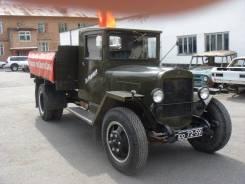 ЗиС-5 Машина времен войны