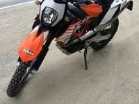 KTM 690 Enduro R, 2013
