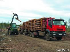 Требуются лесовозы на вывозку