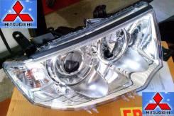 Фара. Mitsubishi: L200, Pajero, Nativa, Montero Sport, Pajero Sport 4D56, 4M41, 6B31, 6G74