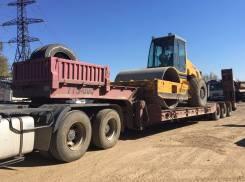 Виброкаток 20 тонн, услуги катка