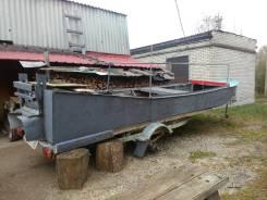 Лодка с тоннелем 40 л. с