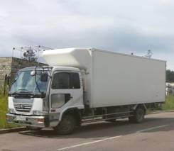 Nissan Diesel, 2007