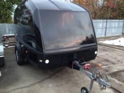 Прицеп для перевозки снегоходов, квадроцикла  «Сталкер Touring MAX» , 2013